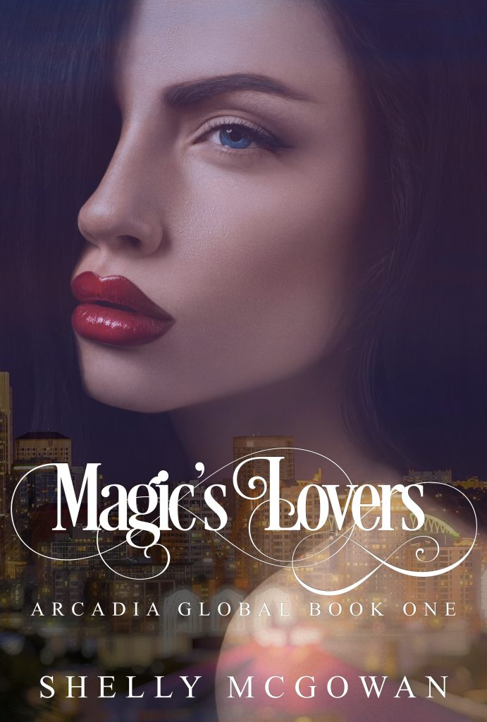 Magic's Lovers, Arcadia Global, Shelly McGowan